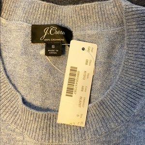 Jcrew cashmere sweater S